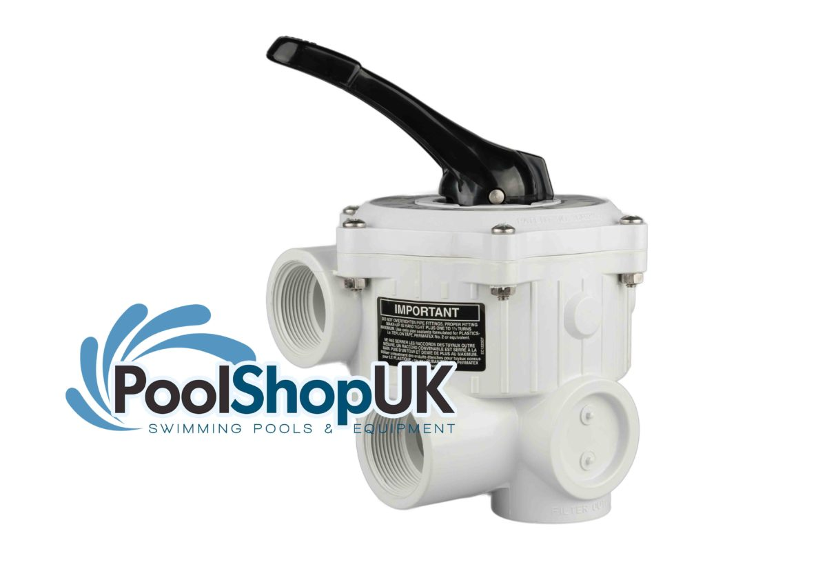 Hayward sp710x3e side mount valve 1 5 39 39 swimming pool sand - Hayward swimming pool ...
