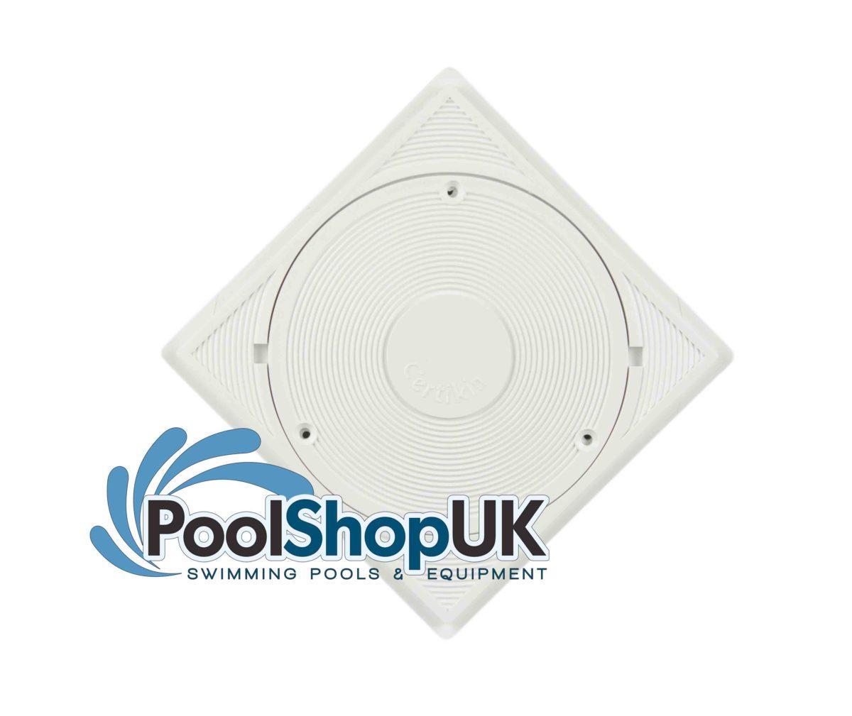 Certikin Swimming Pool Light Deck Box Pu10n Poolshopuk