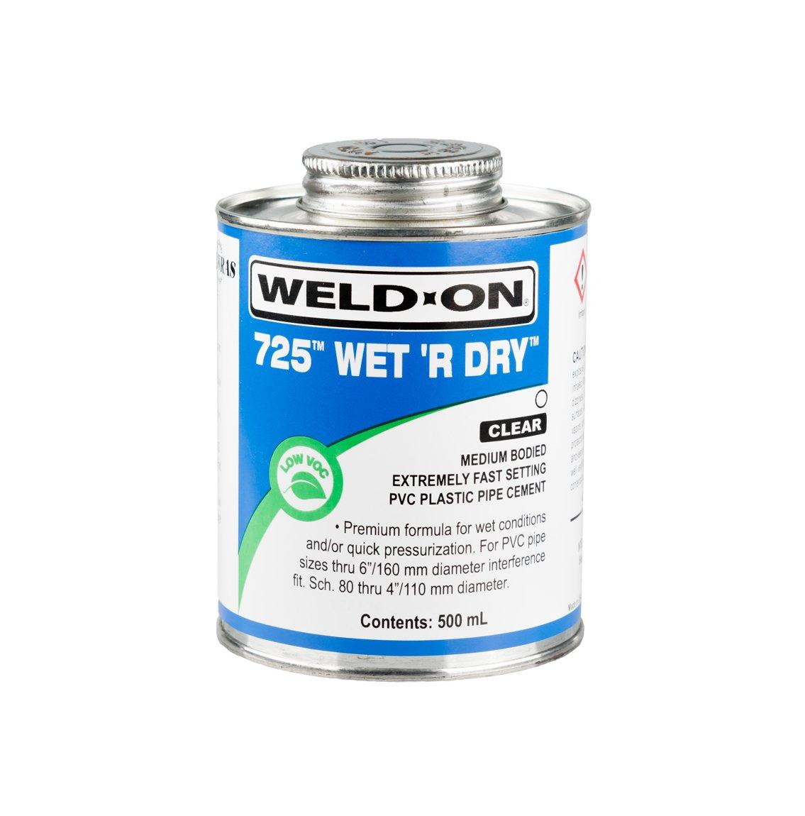 Ml weld on wet dry swimming pool pvc u plastic