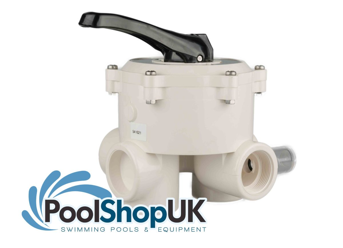 Midas Swimming Pool Sand Filter Multiport Valve 310 3t Poolshopuk