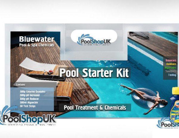 pool shop test kit instructions