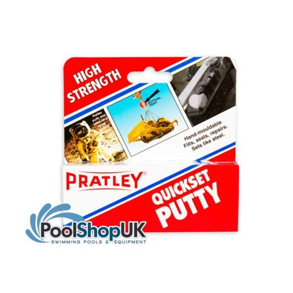Pratley Quickset Swimming Pool Repair Putty Poolshopuk