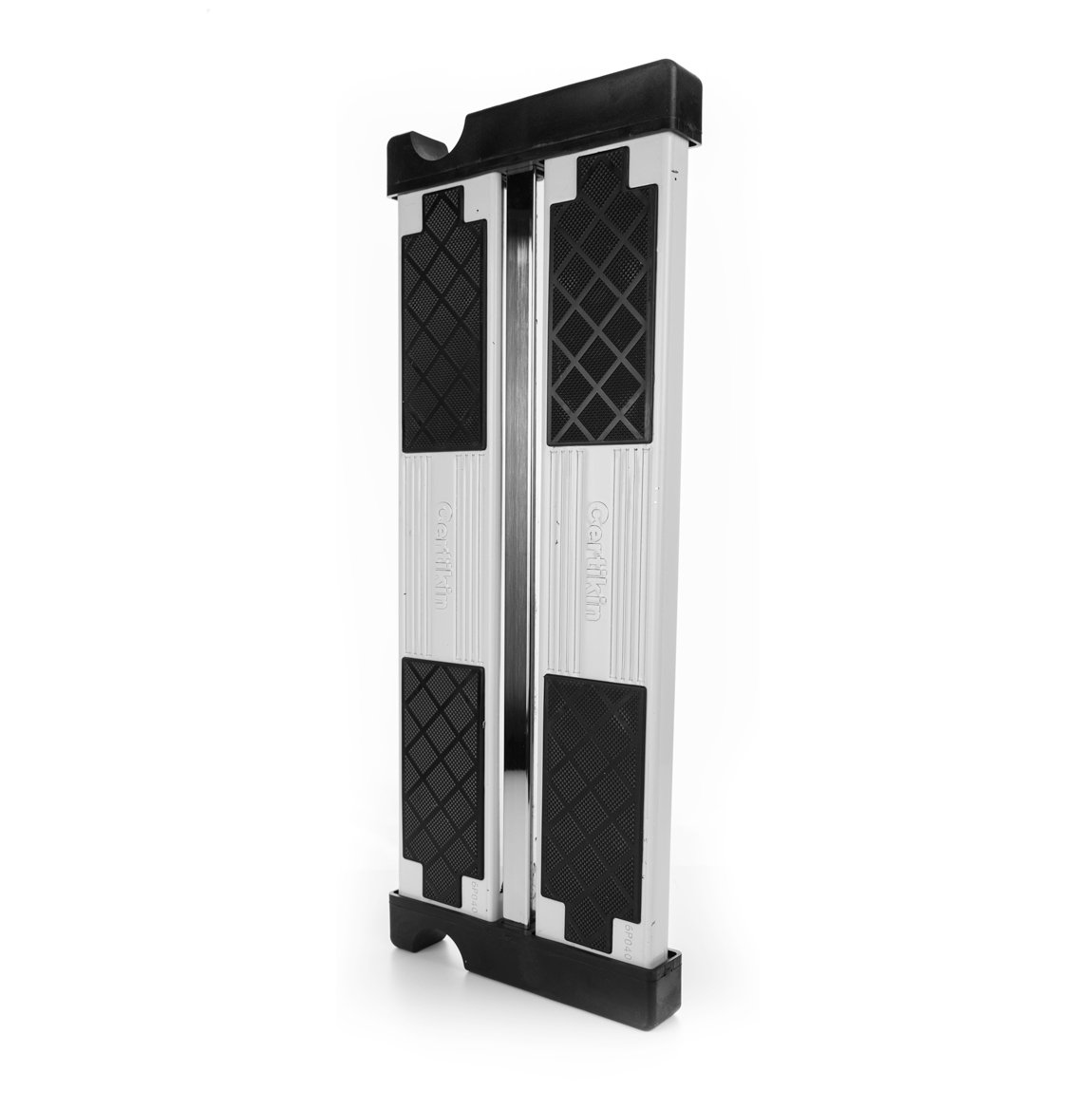Stainless Steel Certikin Ladder Double With Top Tread