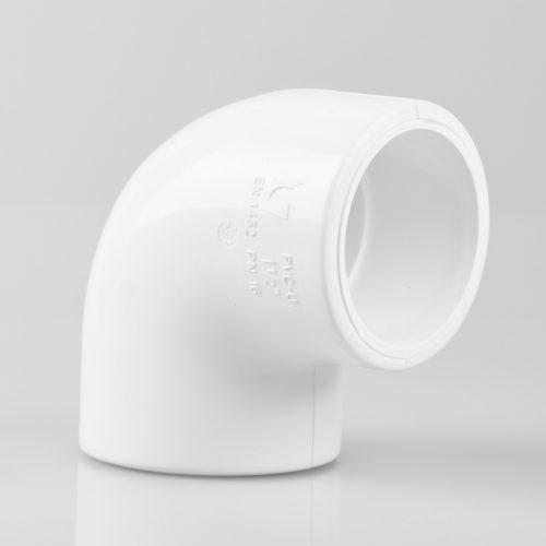 "2"" White PVC Pipe & Fittings"
