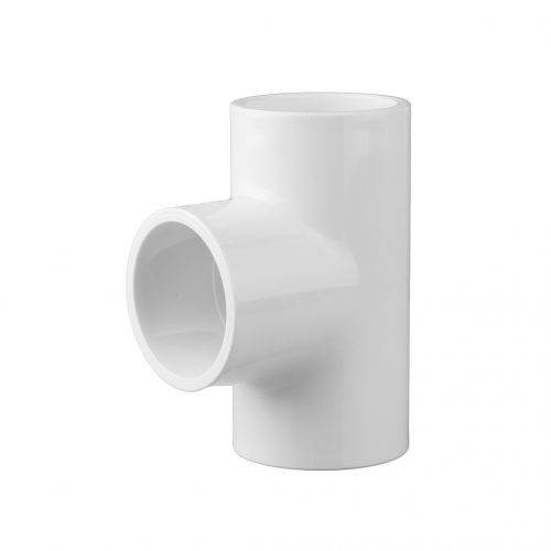 "1.25"" White PVC Pipe & Fittings"