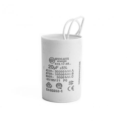 WATERCO-AQUAMITE-CAPACITOR---0.75HP-20MF-6497240479