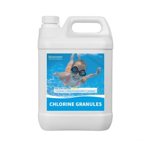 10kg stabilised chlorine granules